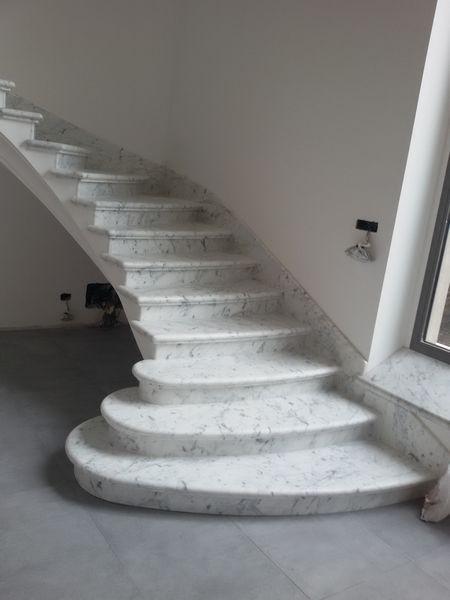 Początek schodów